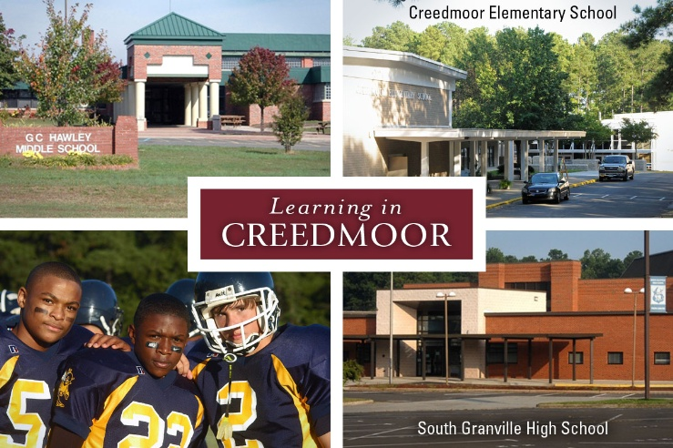 Learning in Creedmoor Collage