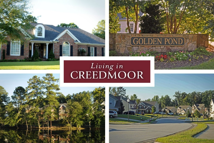 Living in Creedmoor Collage
