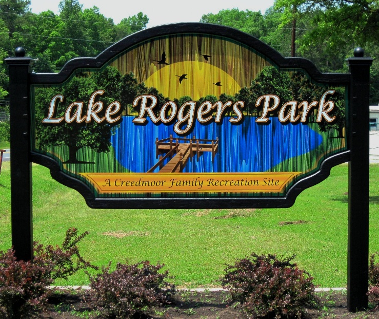 Advertisement for Bids // Lake Rogers Park Construction Project