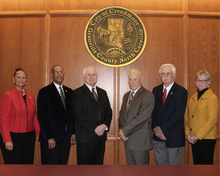 Board of Commissioners Group Photo 2016
