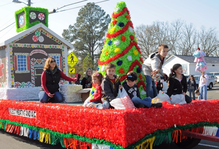 Creedmoor Christmas Parade