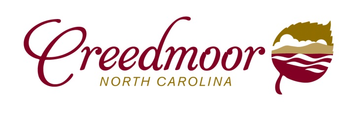 City of Creedmoor Logo