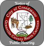 Notice of Public Hearing November 20