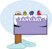 January Events & Activities
