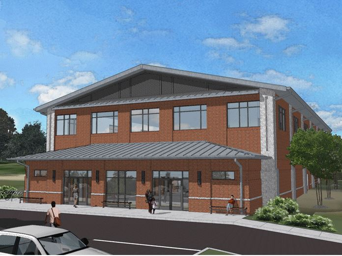 Bids Sought for Community Center Project