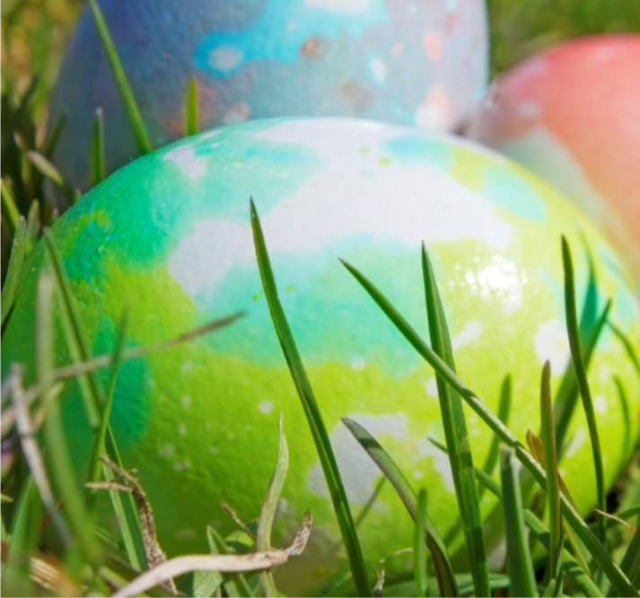 Easter Bunny Hops in for Egg Hunt April 13