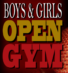 Open Gym Returns Thursday March 5