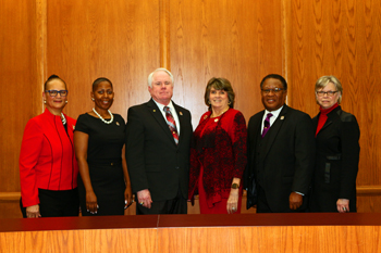 Board of Commissioners Group Photo 2019
